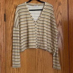 Urban Outfitters medium waffle knit long sleeve